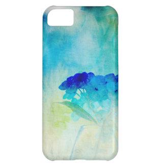 Arte del Hydrangea Funda Para iPhone 5C