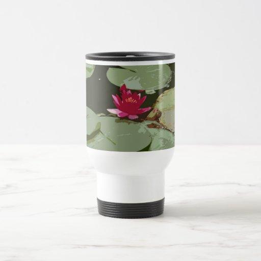Arte del impresionismo de Lilypads Taza De Café