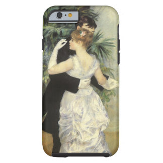 Arte del impresionismo del vintage, danza de la funda de iPhone 6 tough