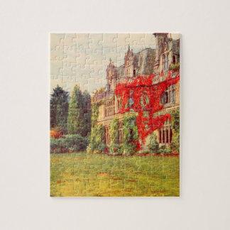 Arte del jardín del vintage - Allingham, Helen Rompecabeza Con Fotos