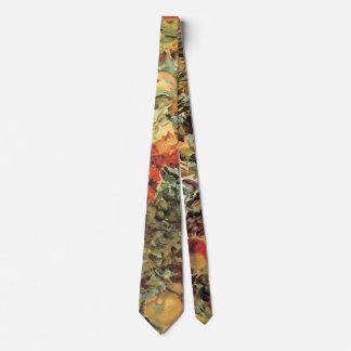 Arte del jardín del vintage, granadas II por Corbatas Personalizadas