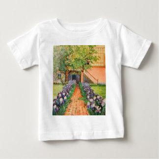Arte del jardín del vintage - Steele, delegado de Camisas
