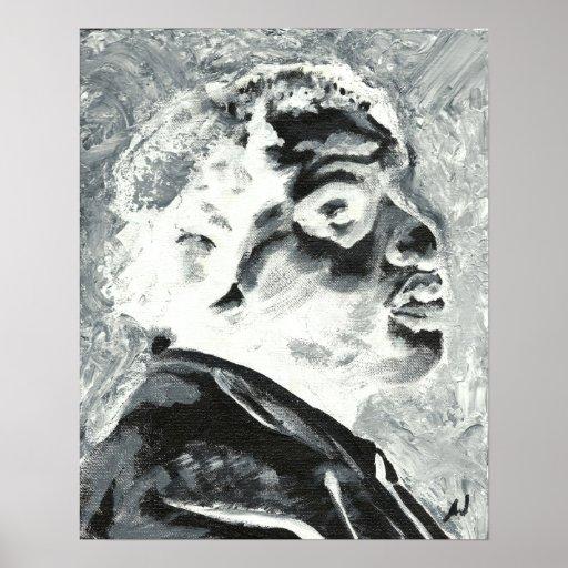 Arte del jazz poster
