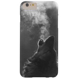 Arte del lobo funda barely there iPhone 6 plus