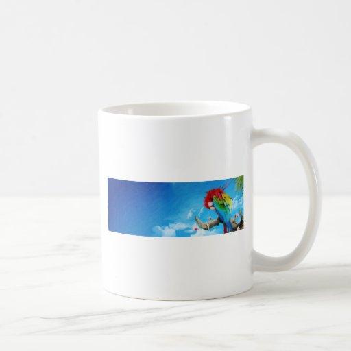 arte del loro 3 tazas de café