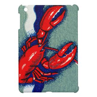 Arte del Matchbook de las langostas de la langosta