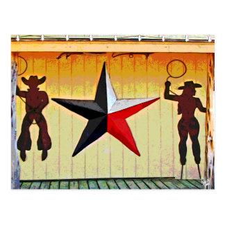 Arte del metal en Senor Buddy's en 290, Austin, TX Postal