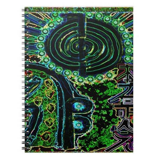 Arte del misterio cuadernos