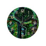 Arte del misterio relojes