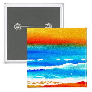 Arte del océano de CricketDiane de la playa de la  Pins