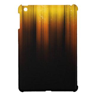 Arte del oro iPad mini protector
