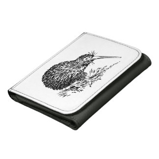 Arte del pájaro del kiwi