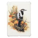 Arte del pájaro del otoño iPad mini cárcasas
