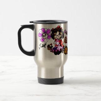 Arte del personalizado de la luz de las estrellas tazas de café