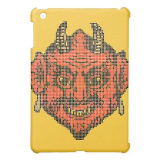 Arte del pixel: Diablo indio rojo