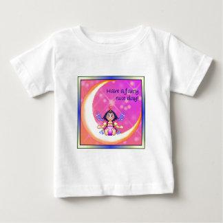 Arte del pixel Niza del día del Faery T Shirt