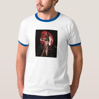 Arte del poster de Jack Sparrow Playeras