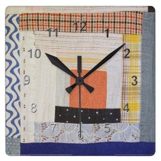 Arte del remiendo relojes