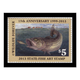 Arte del sello 2013 de la protección póster
