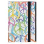 Arte del signo de la paz iPad mini cobertura