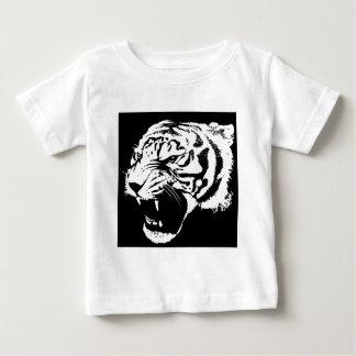 Arte del tigre camisas