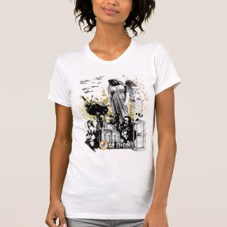 Arte del vector del matadero cinco camiseta