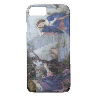 Arte del Victorian, anuncio por el Waterhouse de Funda iPhone 7