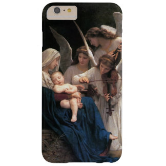 Arte del Victorian del vintage, canción de Funda De iPhone 6 Plus Barely There