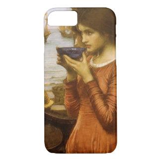 Arte del Victorian del vintage, destino por el Funda iPhone 7