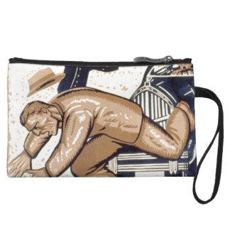 Arte del vintage - el caer del hombre