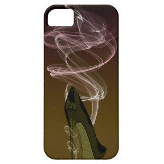 Arte del zapato del estilete de Smokin iPhone 5 Carcasas