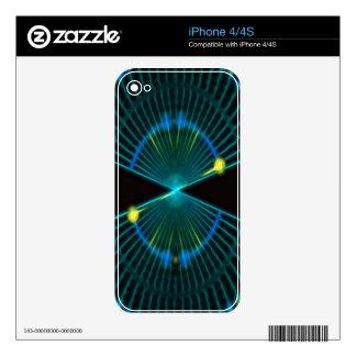 Arte digital del precio de la fan skins para eliPhone 4