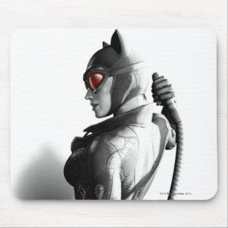 Arte dominante del Catwoman Mouse Pads