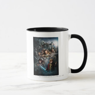 Arte dominante taza