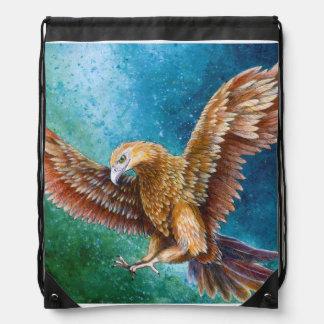 Arte eagal de la mochila del lazo de Luner