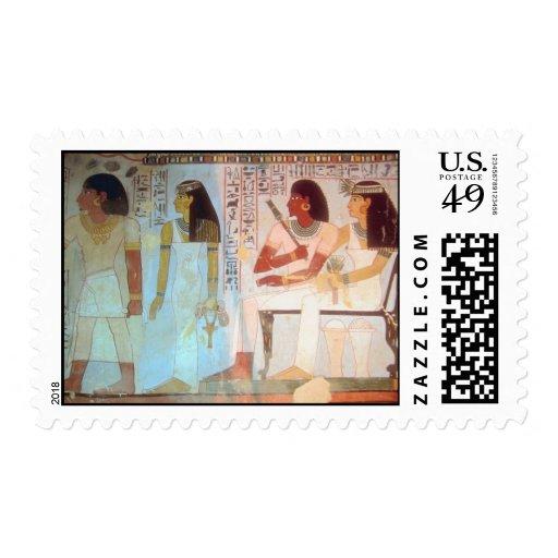 Arte egipcio antiguo sello