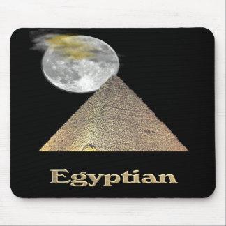 Arte egipcio de la pirámide tapetes de raton
