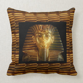 Arte egipcio de los ídolos del VINTAGE: PIRÁMIDES Cojín
