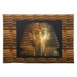 Arte egipcio de los ídolos del VINTAGE: PIRÁMIDES Mantel Individual
