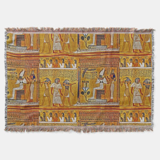 Arte egipcio manta