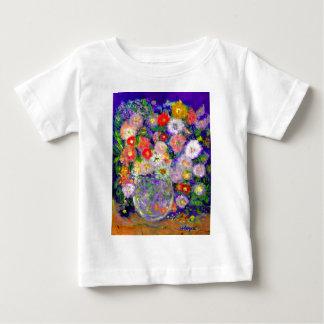 Arte elegante del diseñador de las flores playeras