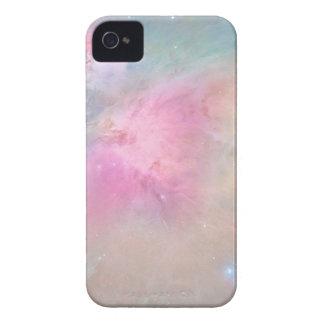 Arte en colores pastel del espacio de BabyGalaxy Case-Mate iPhone 4 Cobertura