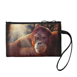 Arte en peligro 2 del orangután y del primate de