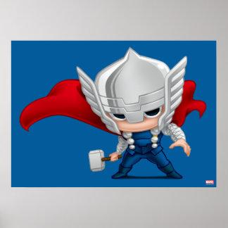 Arte estilizado del Thor