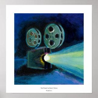 Arte expresivo colorido de la pintura del proyecto impresiones