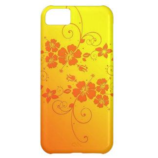Arte floral de oro