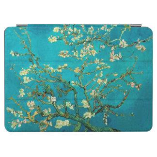 Arte floral floreciente del árbol de almendra de cover de iPad air