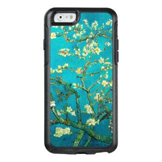 Arte floral floreciente del árbol de almendra de funda otterbox para iPhone 6/6s