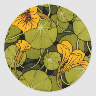 Arte floral Nouvea de Mauricio Pillard (dit Pegatina Redonda