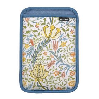Arte floral Nouveau del vintage de la flora de Fundas Para iPad Mini